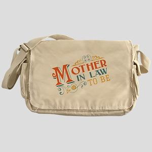 Warm Mother in Law Messenger Bag