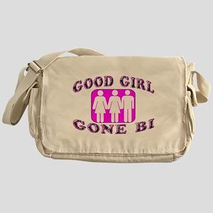 Good Girl Gone Bi Messenger Bag