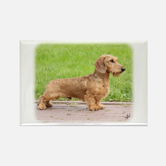 Dachshund 9Y426D-178 Rectangle Magnet