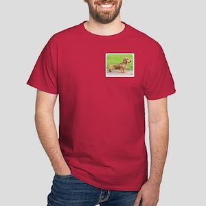 Dachshund 9Y426D-178 Dark T-Shirt