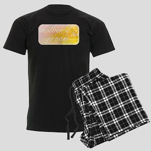 Lavish Groom's Brother Men's Dark Pajamas