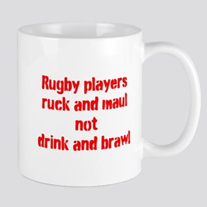 Ruck and maul Mug