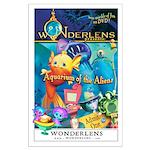 Really BIG Wonderlens Poster