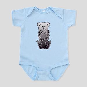 bear  crome Body Suit
