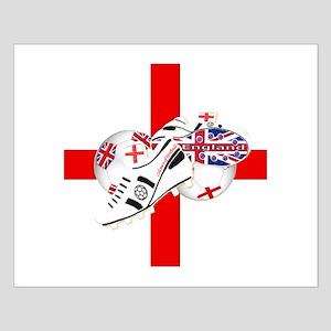 England Football Team Small Poster