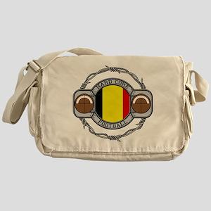Belgium Football Messenger Bag