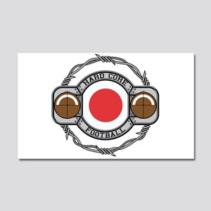 Japan Football Car Magnet 20 x 12