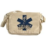 Paramedic Action Messenger Bag