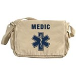 Medic and Paramedic Messenger Bag