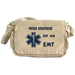 EMT Girlfriend Messenger Bag