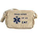 EMT Father Messenger Bag