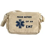 Proud Mother of an EMT Messenger Bag