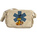 EMS Thanksgiving Messenger Bag