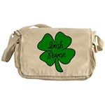Irish Nurse Messenger Bag