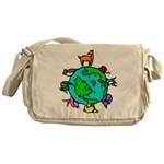 Animal Planet Rescue Messenger Bag
