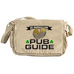 Beer Pub Messenger Bag