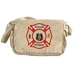 Future Firefighter Messenger Bag