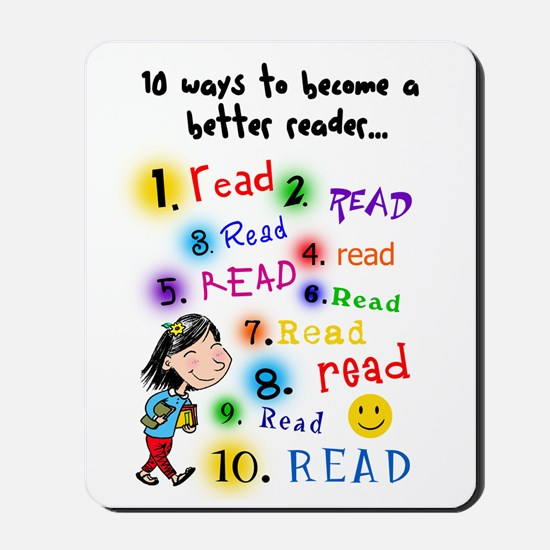 Read Better Mousepad