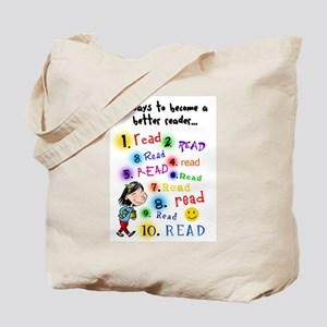 Read Better Tote Bag