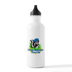 Little Stinker Travis Water Bottle