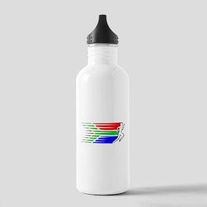 Athletics Runner - South Africa Stainless Water Bo
