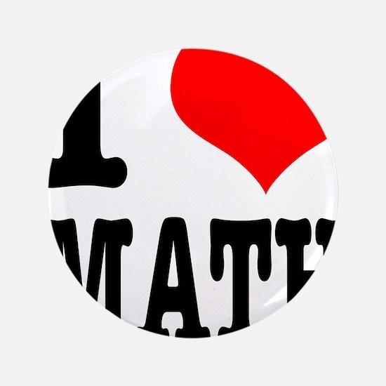 """I Heart (Love) Math 3.5"""" Button (100 pack)"""