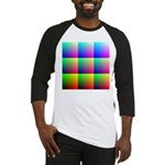 Solid Color Chart Baseball Jersey
