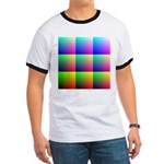 Solid Color Chart Ringer T