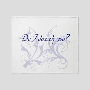 Dazzle Throw Blanket