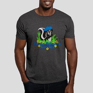 Little Stinker Xavier Dark T-Shirt