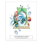 Small Wonderlens Poster