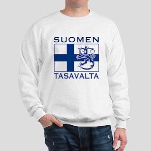 Suomen Tasavalta Sweatshirt