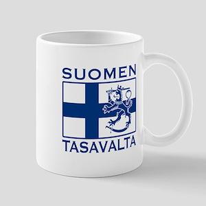 Suomen Tasavalta Mug