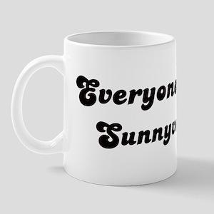 Loves Sunnyvale Girl Mug