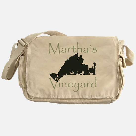 Martha's Vineyard Messenger Bag