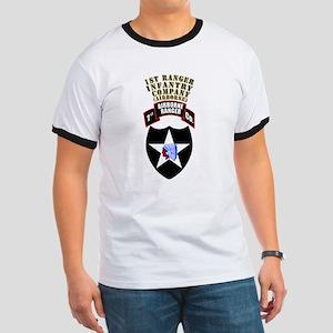 SOF - 1st Ranger Infantry Co - Abn Ringer T