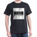 Priceless Barcode Design Dark T-Shirt