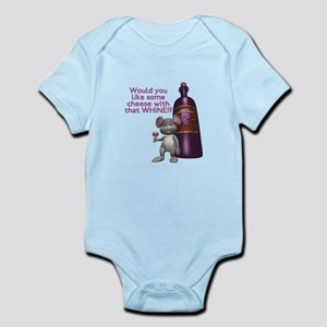 Cheese with your Whine? Infant Bodysuit