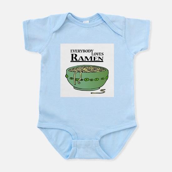 Everybody loves Ramen Infant Bodysuit