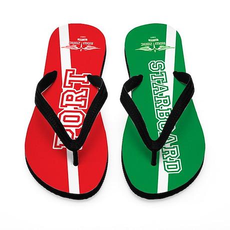 Starboard/Port Flip Flops