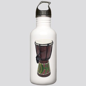 Tall_Djembe_Drum Stainless Water Bottle 1.0L