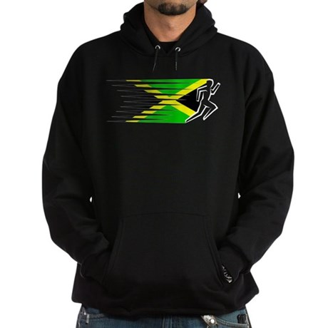 Pole Vaulting Hashtag Hoodie