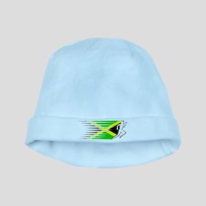 Athletics Runner - Jamaica baby hat