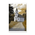 Riverside Presbyterian Church 22x14 Wall Peel