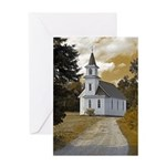 Riverside Presbyterian Church Greeting Card