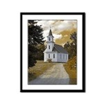Riverside Presbyterian Church Framed Panel Print