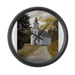Riverside Presbyterian Church Large Wall Clock
