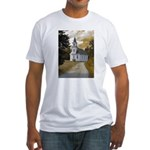 Riverside Presbyterian Church Fitted T-Shirt