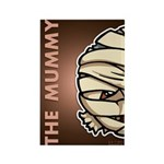 The Mummy Rectangle Magnet (100 pack)