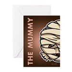 The Mummy Greeting Cards (Pk of 10)